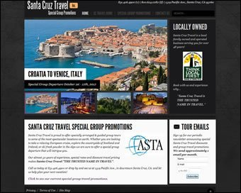 Santa Cruz Travel Specials